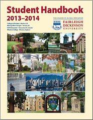 2013 Student Handbook Cover FULL