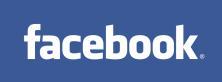 facebook logo HALF