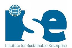 ISE logo HALF