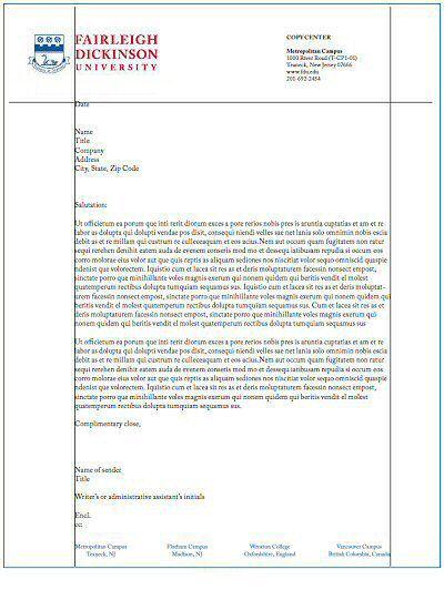 Fairleigh dickinson college essay