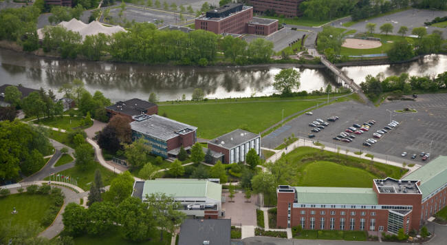 Metro Campus Aerial 650