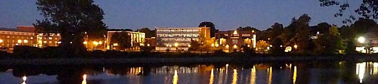 Metro Campus Dusk 750