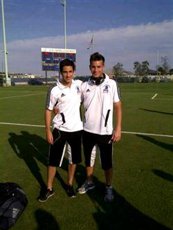 OIGA Miguel with friend HALF