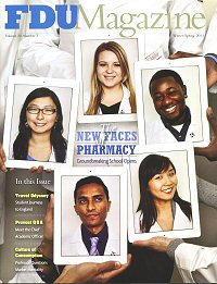 Pharmacy Cover FDU Magazine FULL