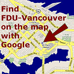 Vancouver Google Map FULL