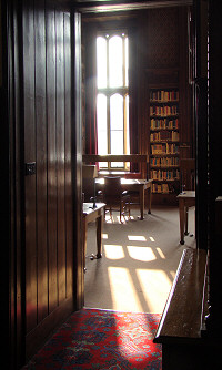 Wroxton Library