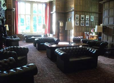 Wroxton Reading Room