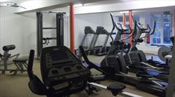 Wroxton fitness center.