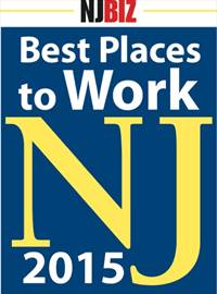 Best Places to Work NJ 2015