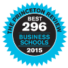 The Princeton Review: Best Business Schools 2015 Award