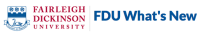 FDU What's New page logo 2