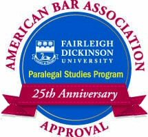 American Bar Association Approval 25th Anniversary