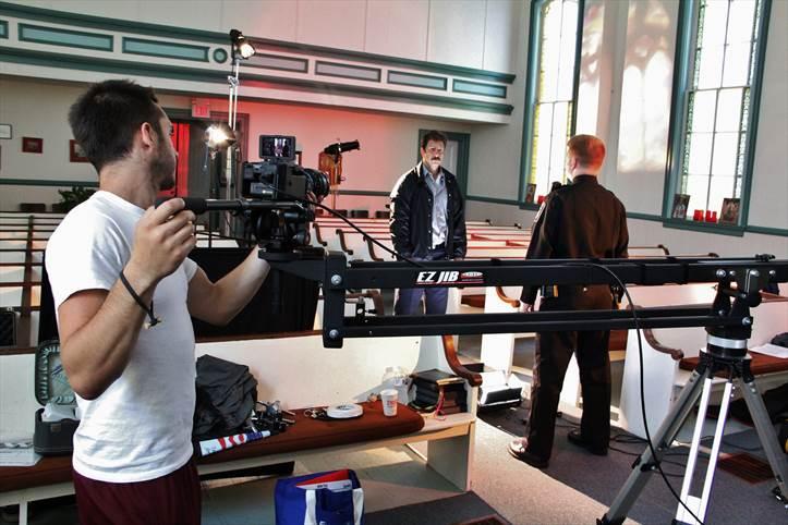 Film camera & jib