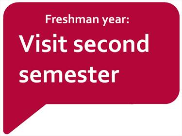 Frosh career advice 2