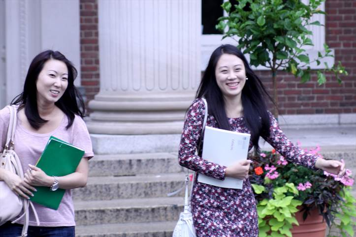 Korean Program Students