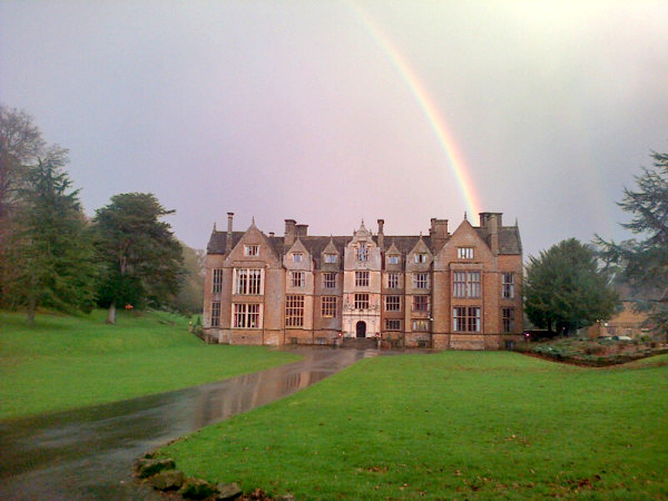 Abbey rainbow