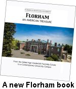 Florham: An American Treasure, a new Florham book.