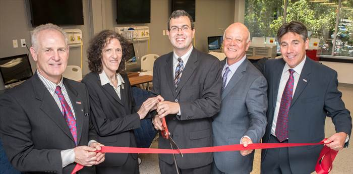 Pharmacy Ribbon Cutting