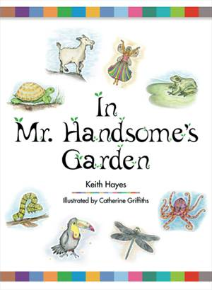 In Mr. Handsome's Garden book cover