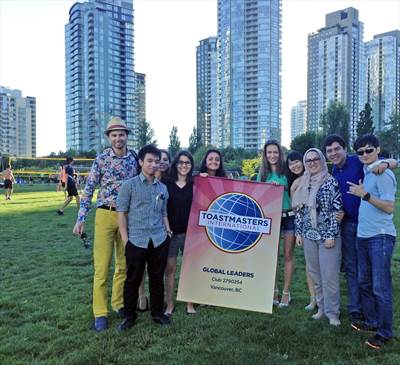Vancouver Toastmasters