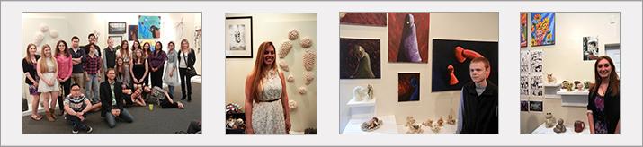 Studio Arts Exhibitions Image