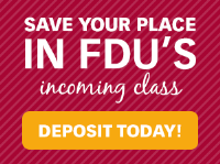 Deposit Today to FDU